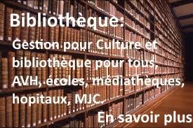 Logiciels pour bibliothèques sonothèques et AVH (Association Valentin Haüy et réseau Culture et bibliothèque pour tous CBPT) avec création d'un titre à partir d'un site internet (couverture, résumé, auteur, éditeur...)